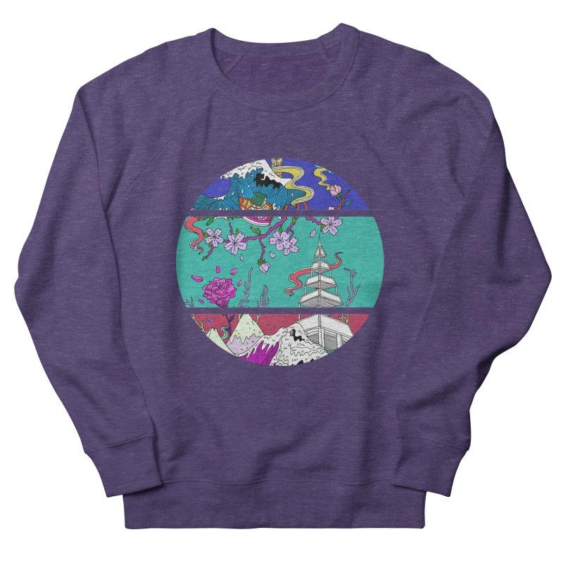 Dreamscape Women's Sweatshirt by katherineliu's Artist Shop