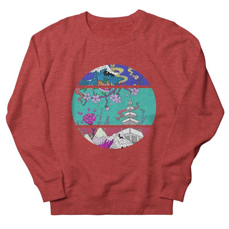 Dreamscape Men's Sweatshirt by katherineliu's Artist Shop