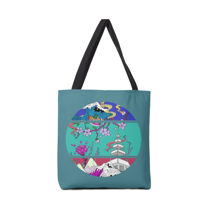 Dreamscape Accessories Bag by katherineliu's Artist Shop