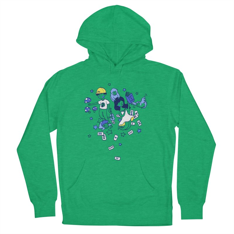 Explorations Women's Pullover Hoody by katherineliu's Artist Shop