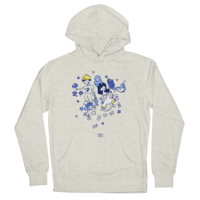 Explorations Men's Pullover Hoody by katherineliu's Artist Shop