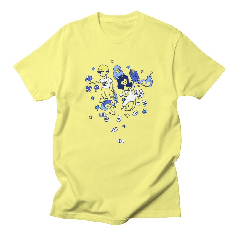 Explorations Women's Unisex T-Shirt by katherineliu's Artist Shop