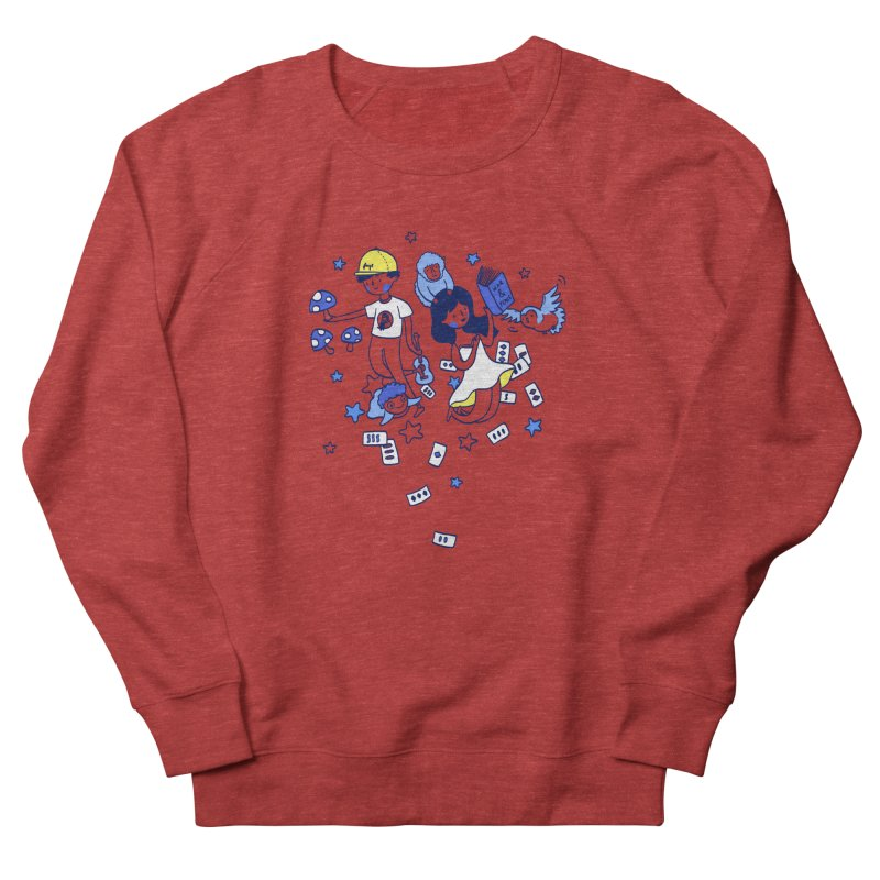 Explorations Women's Sweatshirt by katherineliu's Artist Shop