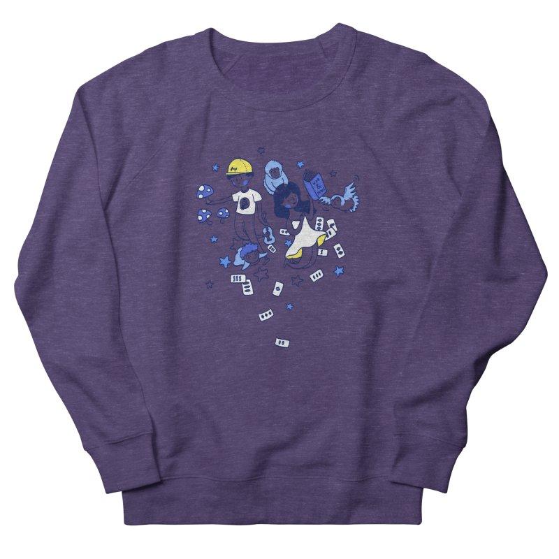Explorations Men's Sweatshirt by katherineliu's Artist Shop