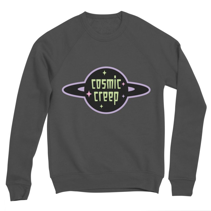 Cosmic Creep Men's Sponge Fleece Sweatshirt by kathudsonart's Artist Shop