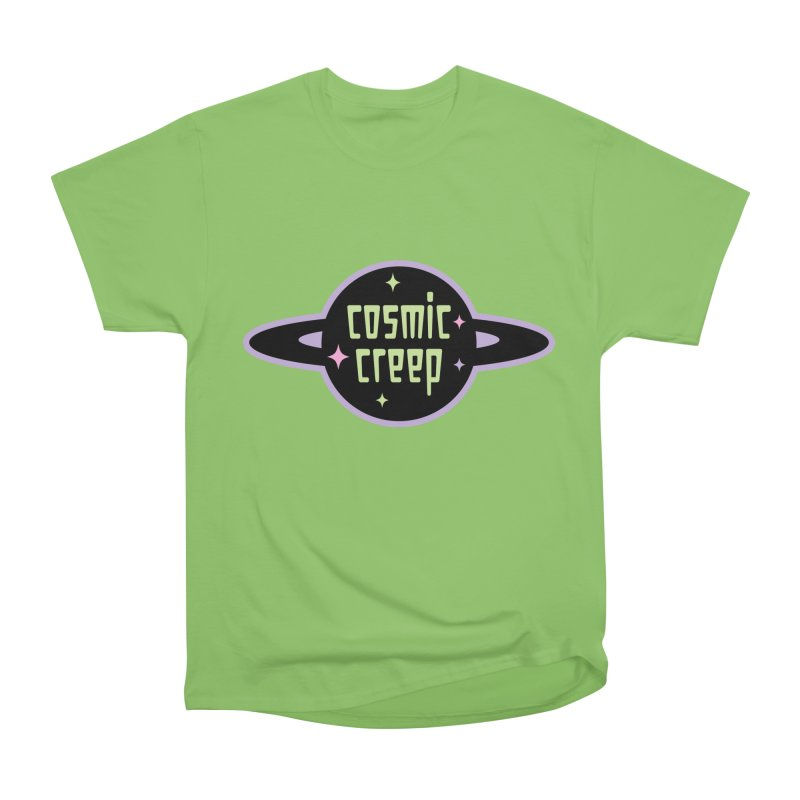 Cosmic Creep Women's Heavyweight Unisex T-Shirt by kathudsonart's Artist Shop