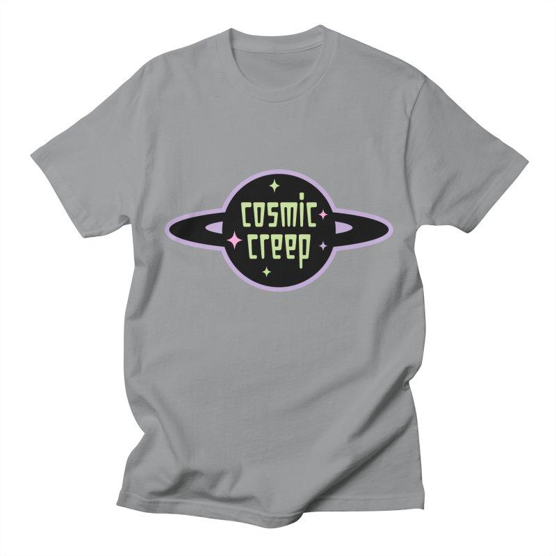 Cosmic Creep Women's Regular Unisex T-Shirt by kathudsonart's Artist Shop