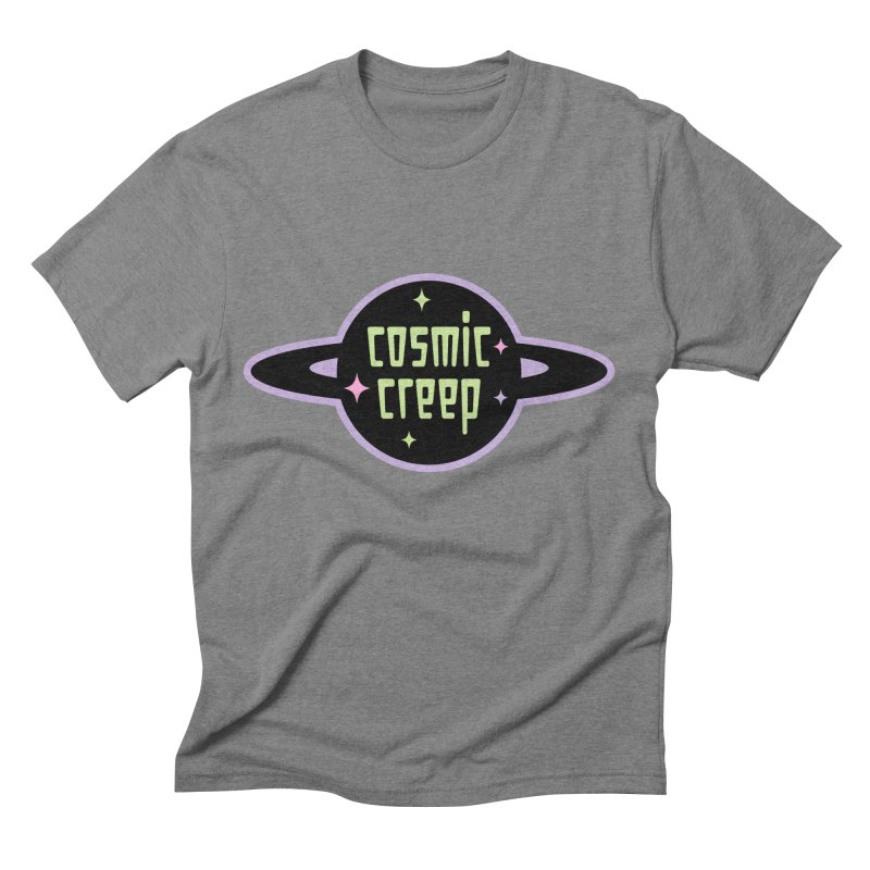Cosmic Creep Men's Triblend T-Shirt by kathudsonart's Artist Shop