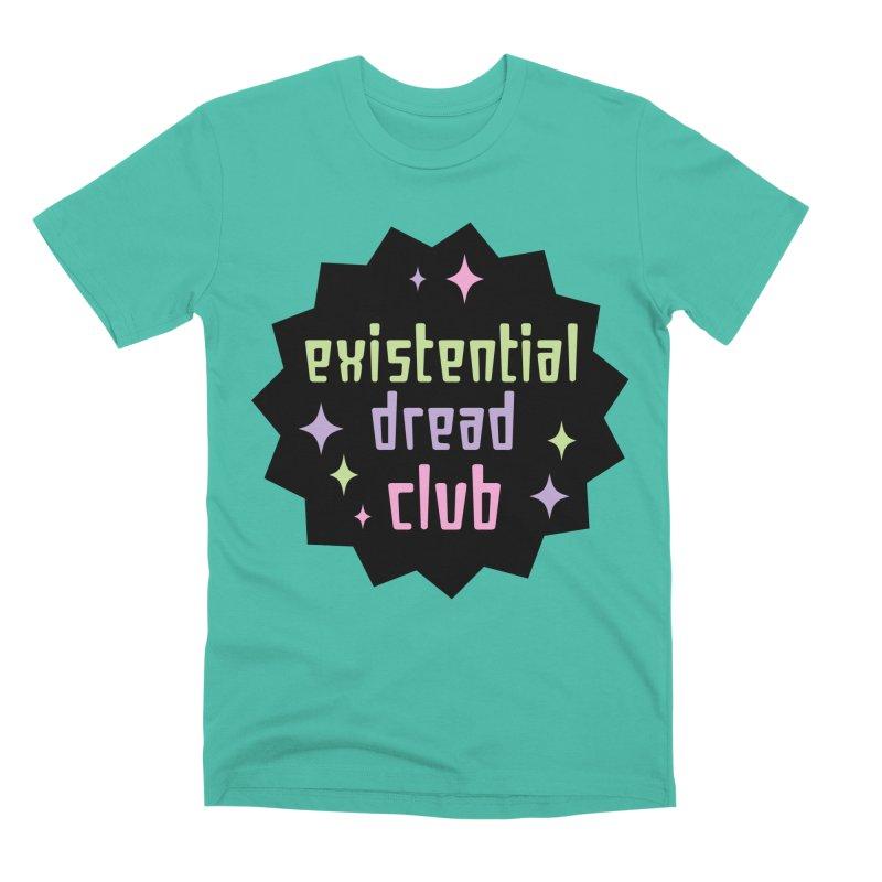 Existential Dread Men's Premium T-Shirt by kathudsonart's Artist Shop