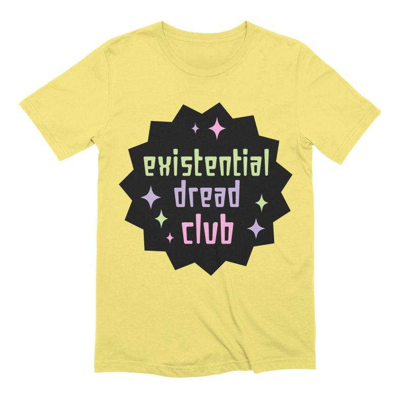 Existential Dread Men's Extra Soft T-Shirt by kathudsonart's Artist Shop
