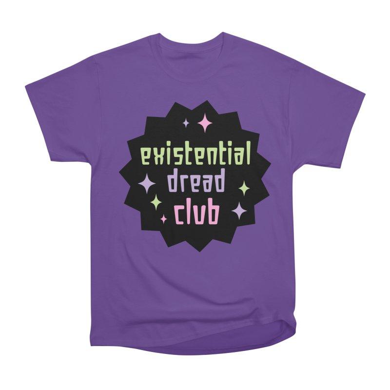 Existential Dread Men's Heavyweight T-Shirt by kathudsonart's Artist Shop