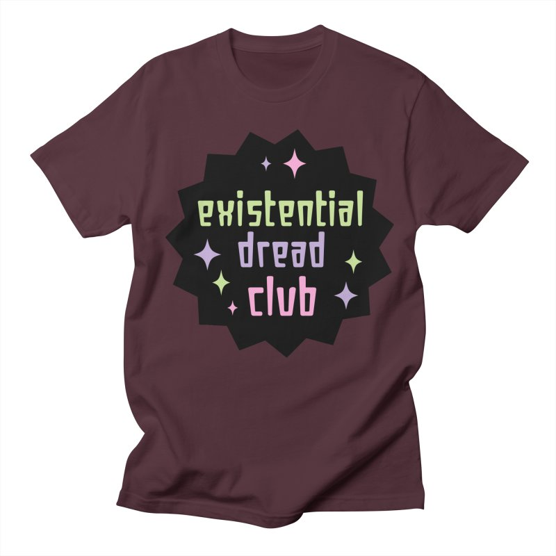 Existential Dread Women's Regular Unisex T-Shirt by kathudsonart's Artist Shop