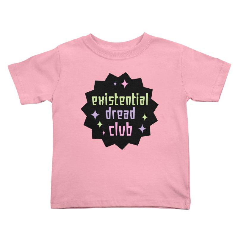 Existential Dread Kids Toddler T-Shirt by kathudsonart's Artist Shop
