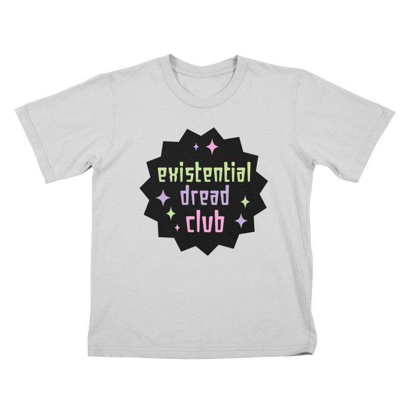Existential Dread Kids T-Shirt by kathudsonart's Artist Shop