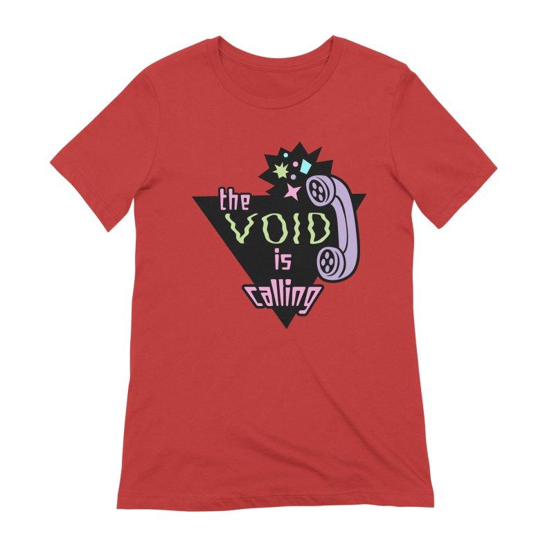 The Void Women's Extra Soft T-Shirt by kathudsonart's Artist Shop