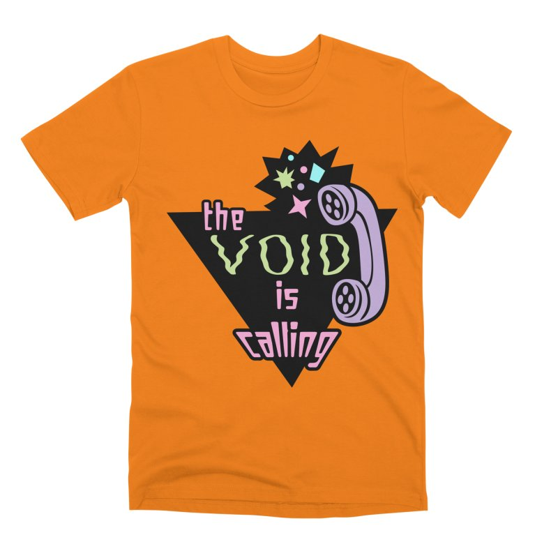 The Void Men's Premium T-Shirt by kathudsonart's Artist Shop