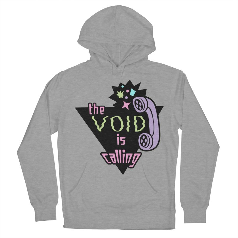The Void Women's French Terry Pullover Hoody by kathudsonart's Artist Shop