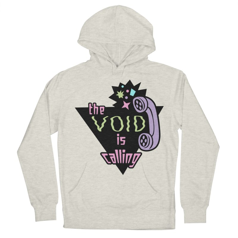 The Void Men's French Terry Pullover Hoody by kathudsonart's Artist Shop