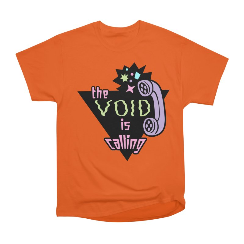 The Void Women's Heavyweight Unisex T-Shirt by kathudsonart's Artist Shop