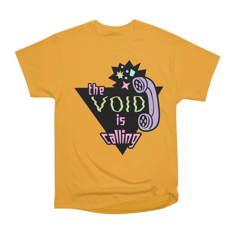 The Void Men's Heavyweight T-Shirt by kathudsonart's Artist Shop