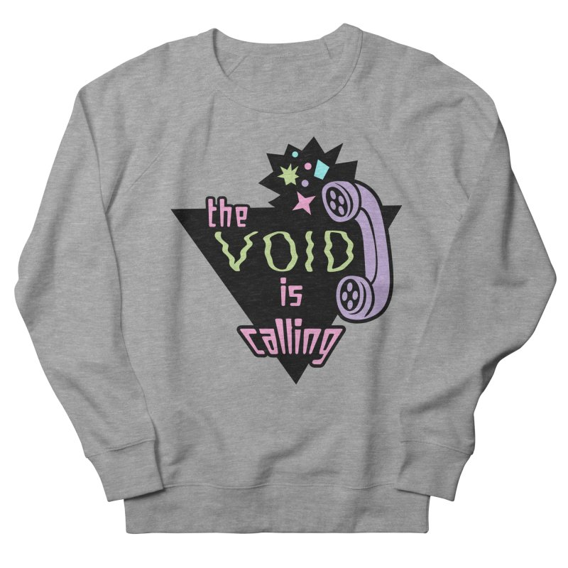 The Void Men's French Terry Sweatshirt by kathudsonart's Artist Shop