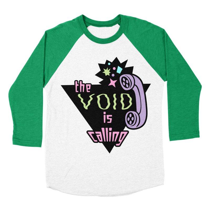 The Void Women's Baseball Triblend Longsleeve T-Shirt by kathudsonart's Artist Shop