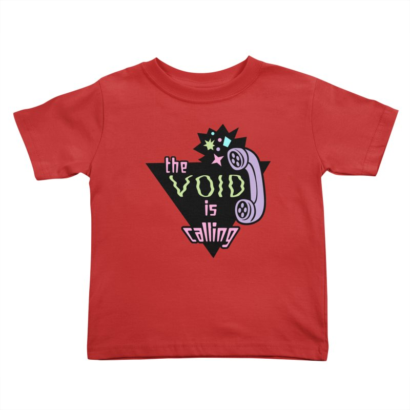The Void Kids Toddler T-Shirt by kathudsonart's Artist Shop