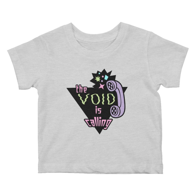 The Void Kids Baby T-Shirt by kathudsonart's Artist Shop