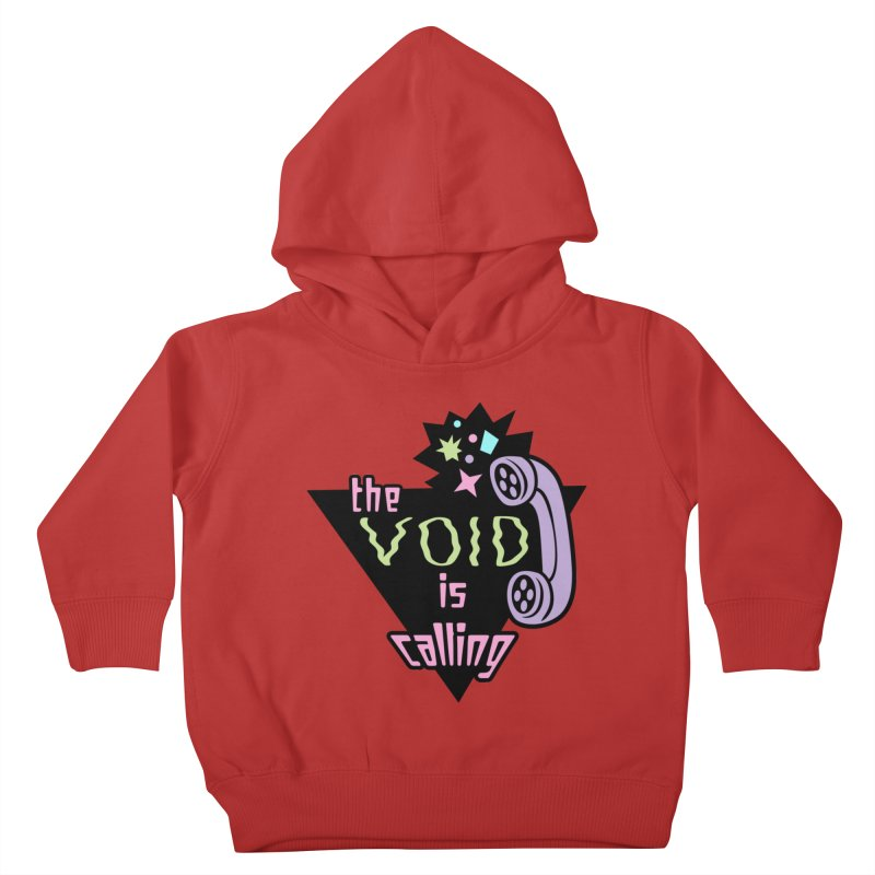 The Void Kids Toddler Pullover Hoody by kathudsonart's Artist Shop