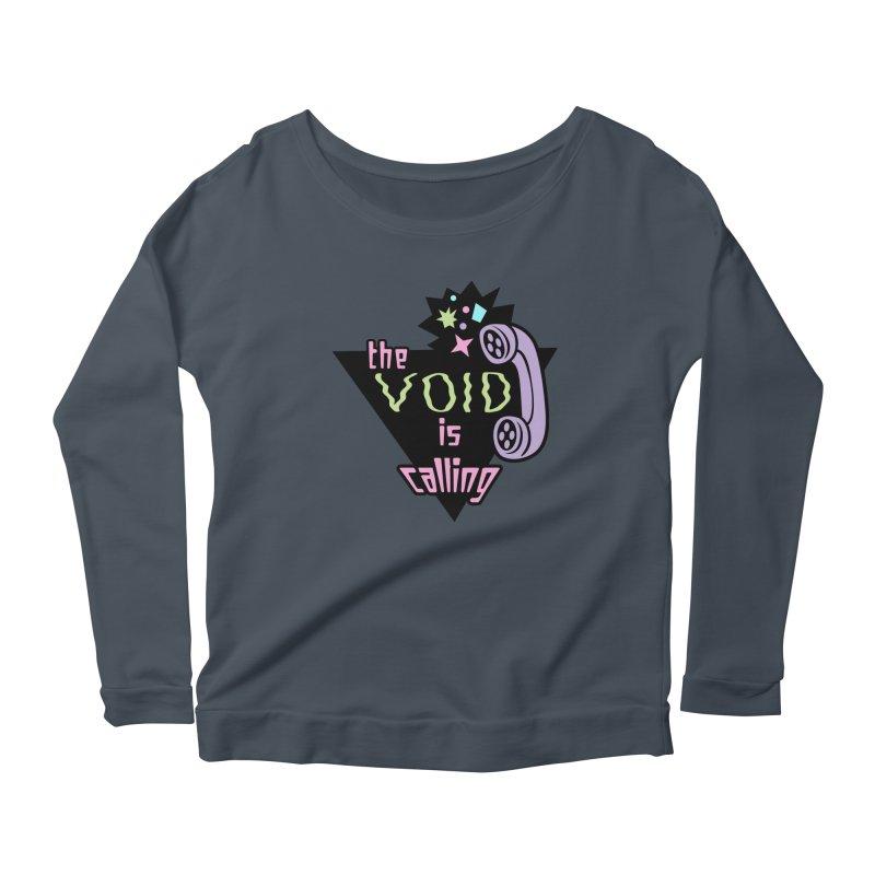 The Void Women's Scoop Neck Longsleeve T-Shirt by kathudsonart's Artist Shop