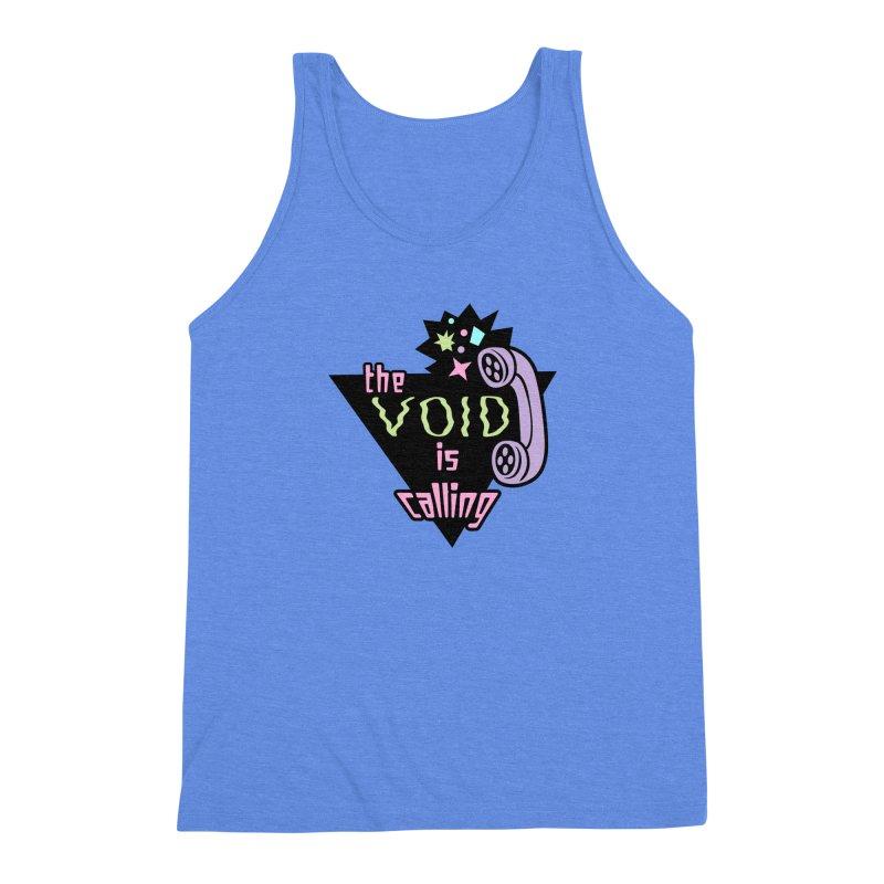 The Void Men's Triblend Tank by kathudsonart's Artist Shop