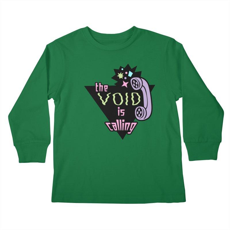 The Void Kids Longsleeve T-Shirt by kathudsonart's Artist Shop