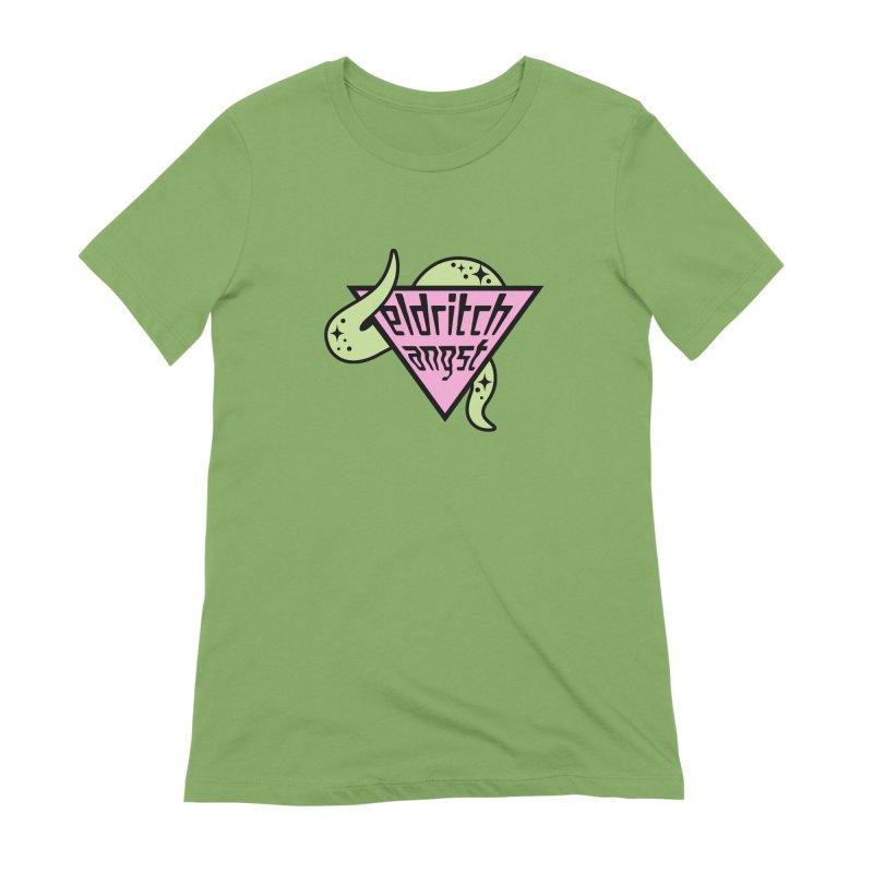 Angst Women's Extra Soft T-Shirt by kathudsonart's Artist Shop