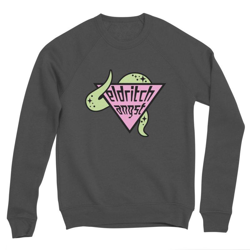 Angst Women's Sponge Fleece Sweatshirt by kathudsonart's Artist Shop