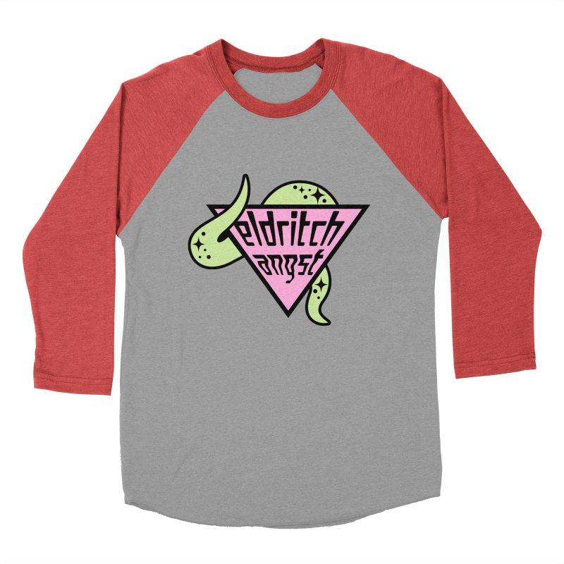 Angst Women's Baseball Triblend Longsleeve T-Shirt by kathudsonart's Artist Shop