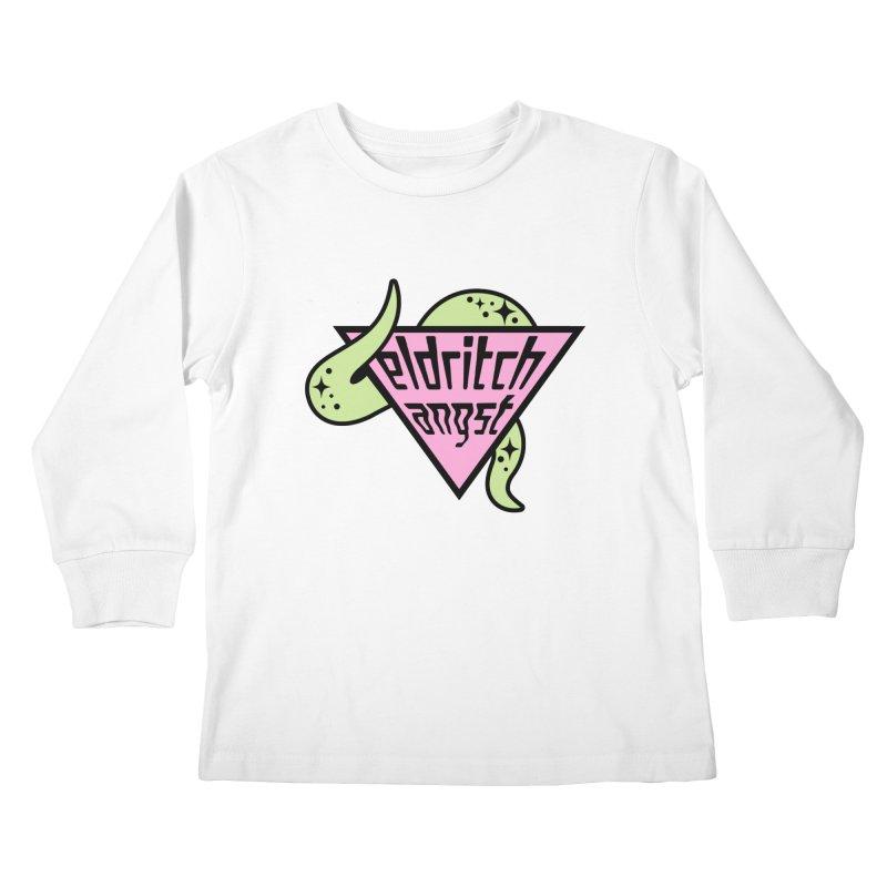 Angst Kids Longsleeve T-Shirt by kathudsonart's Artist Shop