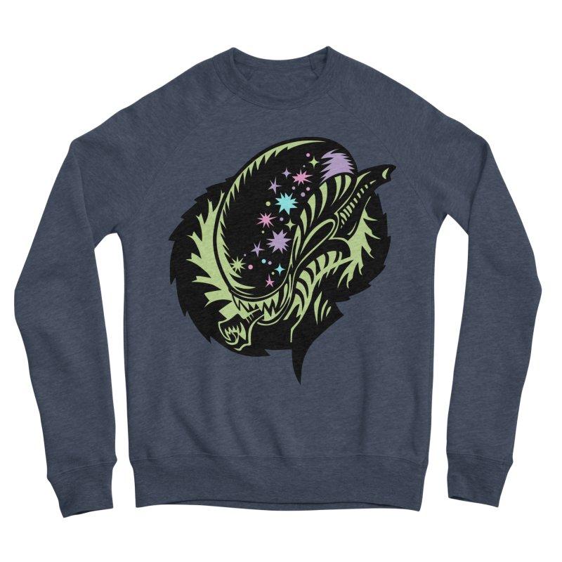 Xeno Women's Sponge Fleece Sweatshirt by kathudsonart's Artist Shop