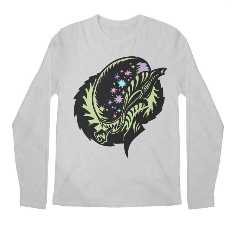 Xeno Men's Regular Longsleeve T-Shirt by kathudsonart's Artist Shop
