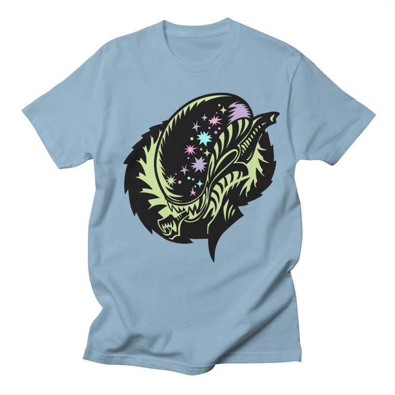 Xeno Women's Regular Unisex T-Shirt by kathudsonart's Artist Shop