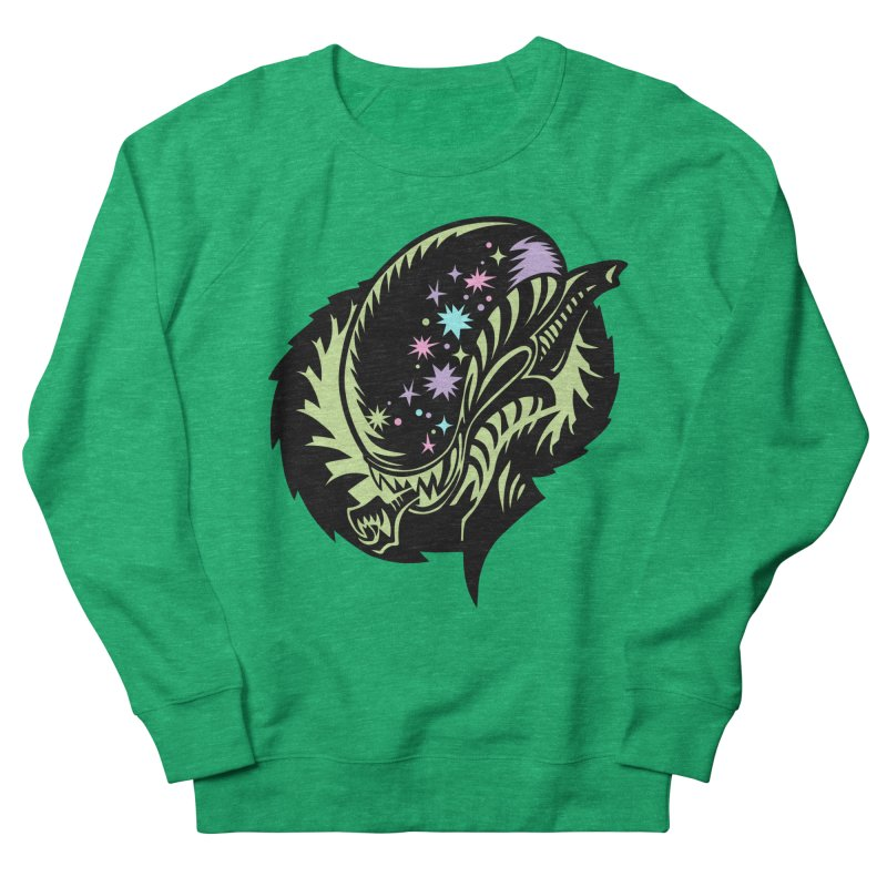 Xeno Women's French Terry Sweatshirt by kathudsonart's Artist Shop