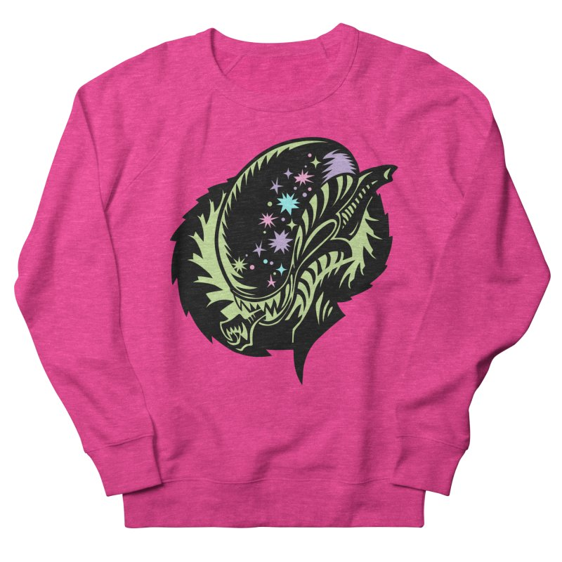 Xeno Men's French Terry Sweatshirt by kathudsonart's Artist Shop