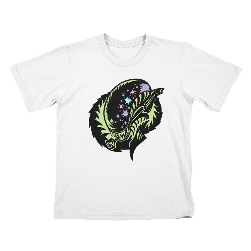 Xeno Kids T-Shirt by kathudsonart's Artist Shop
