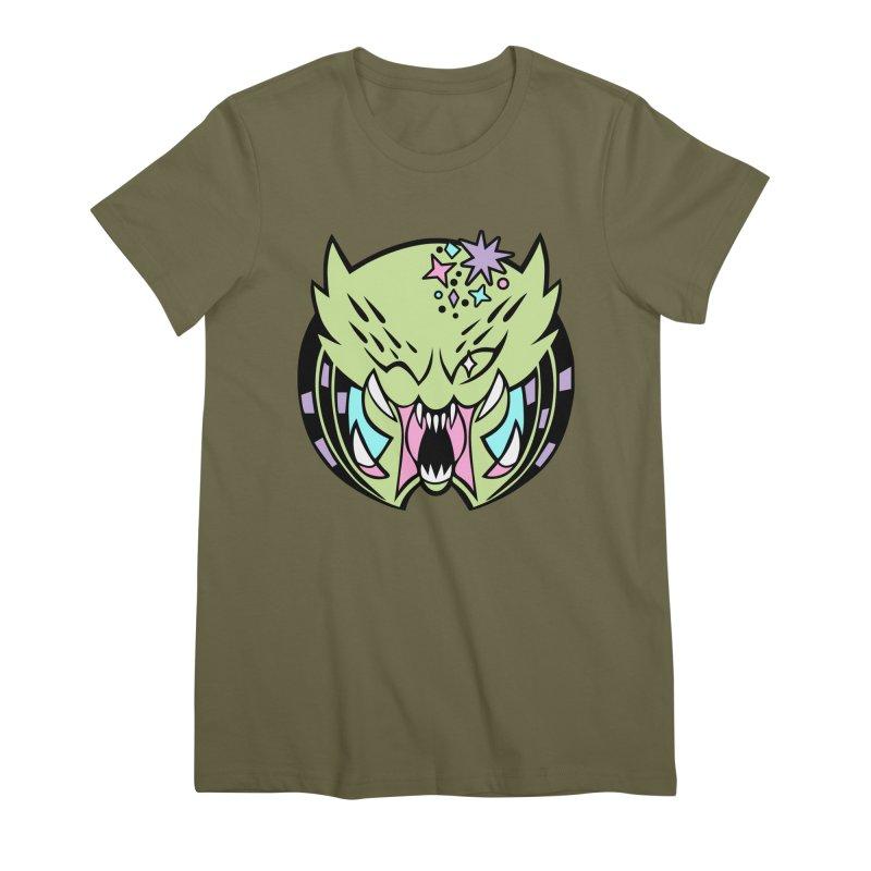 Yautja Women's Premium T-Shirt by kathudsonart's Artist Shop