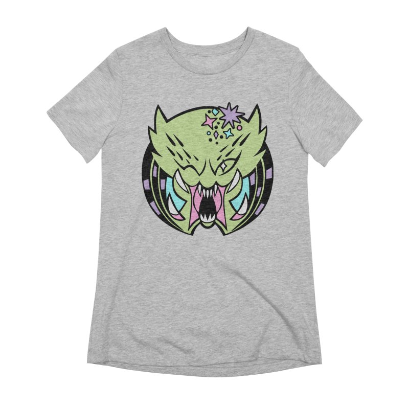 Yautja Women's Extra Soft T-Shirt by kathudsonart's Artist Shop