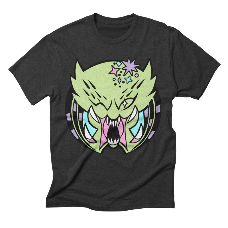 Yautja Men's Triblend T-Shirt by kathudsonart's Artist Shop
