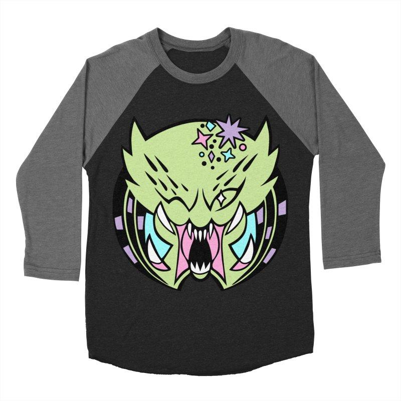 Yautja Women's Baseball Triblend Longsleeve T-Shirt by kathudsonart's Artist Shop