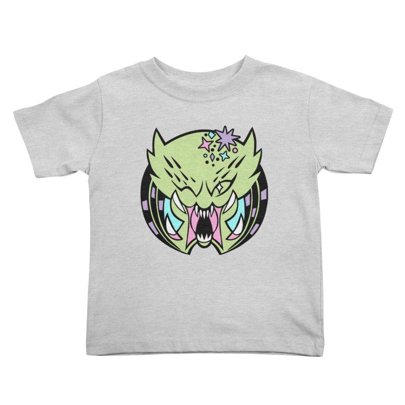 Yautja Kids Toddler T-Shirt by kathudsonart's Artist Shop