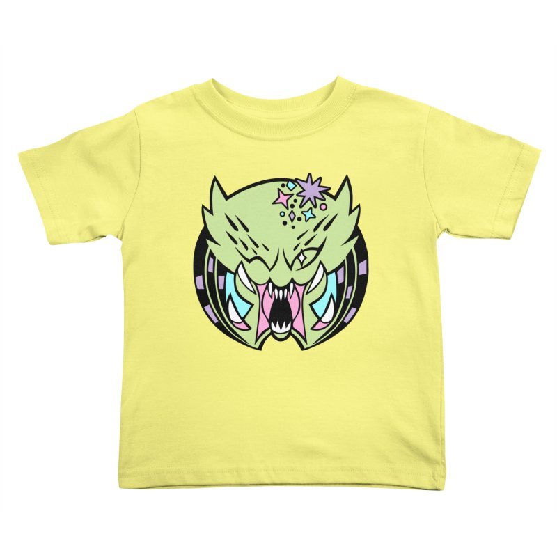 Yautja Kids Toddler T-Shirt by kathudsonart's Artist Shop