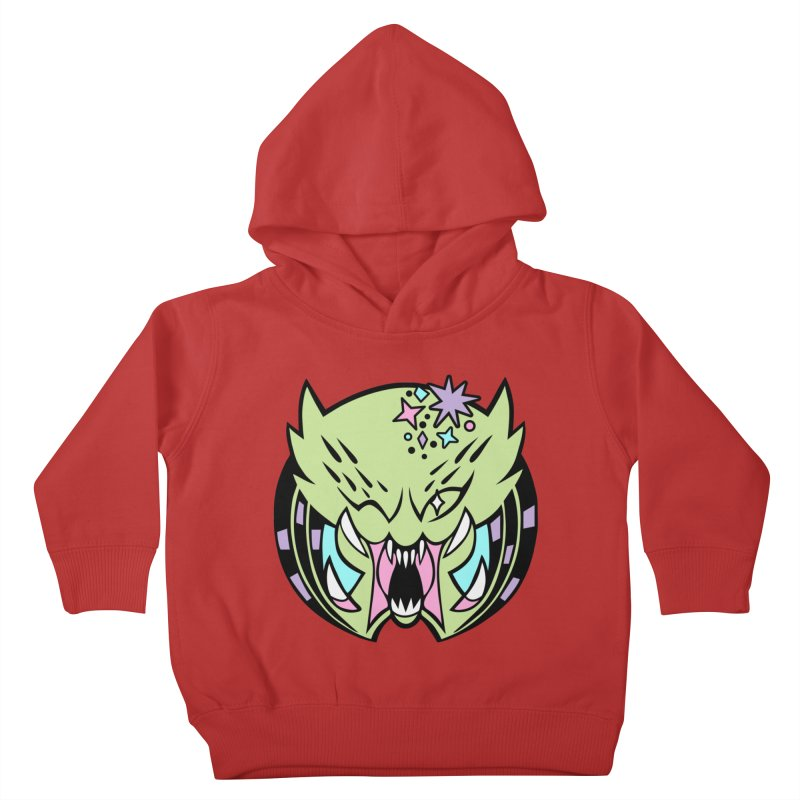 Yautja Kids Toddler Pullover Hoody by kathudsonart's Artist Shop