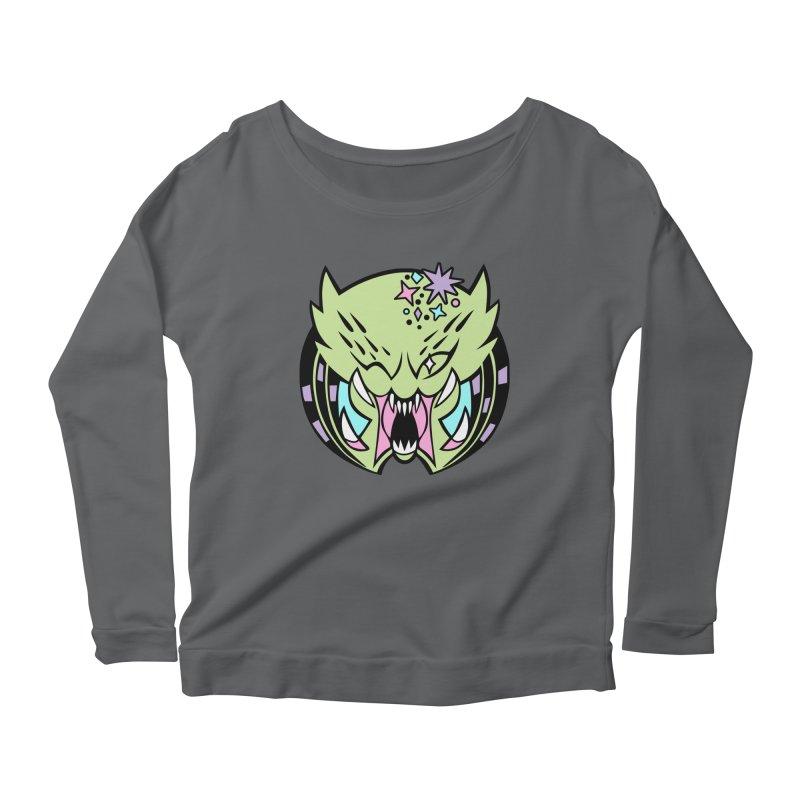 Yautja Women's Scoop Neck Longsleeve T-Shirt by kathudsonart's Artist Shop